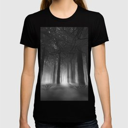 Soul of the Forest B&W T-shirt