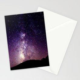 Purple-ish Stationery Cards