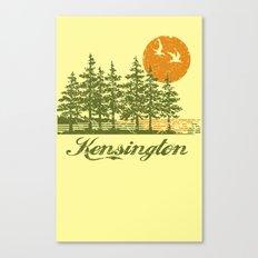 Kensington Canvas Print