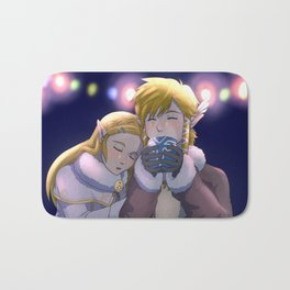 Holiday Zelink Bath Mat