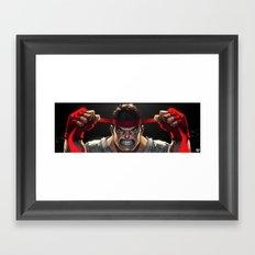 Ryu Framed Art Print