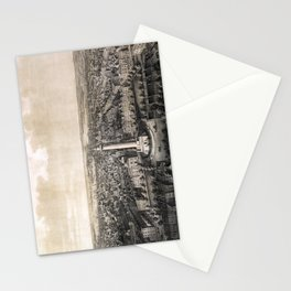 Baltimore - Maryland - 1862 Stationery Cards