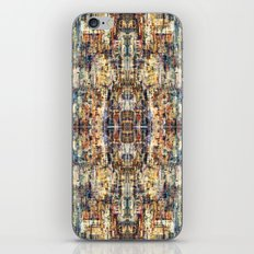 UNTITLED ⁜ ALIGNED #1537 iPhone & iPod Skin