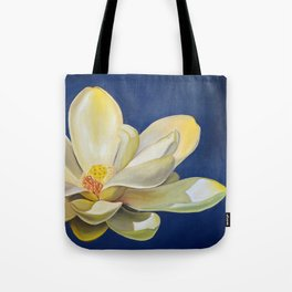 Lotus Square New Tote Bag