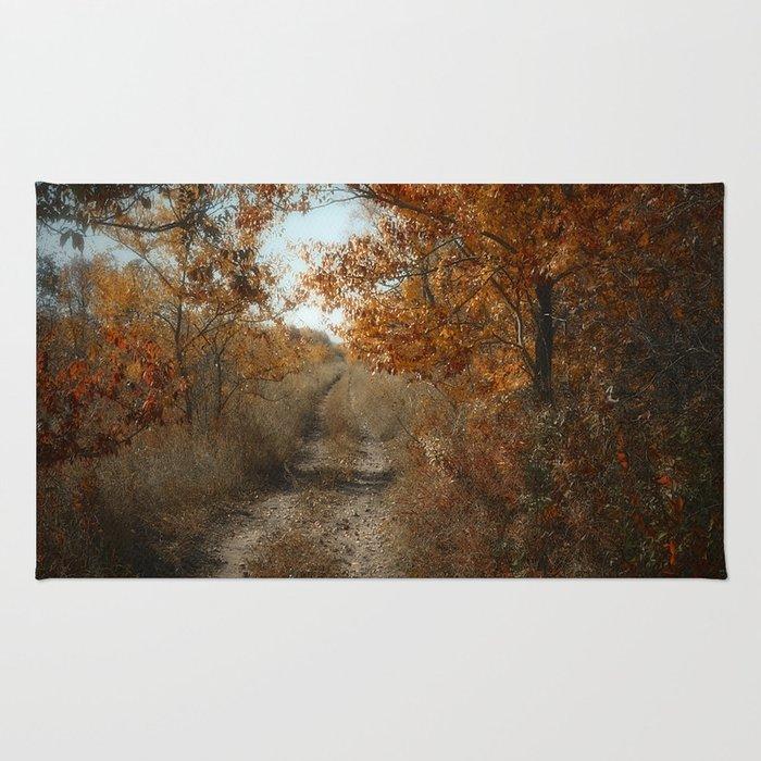 Autumn Trail Rug