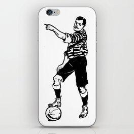 Football Soccer iPhone Skin