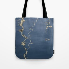 Abstract Sails Tote Bag