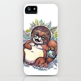 Legends - Tanuki iPhone Case