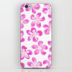 Posey Power - Fuxia Multi iPhone & iPod Skin