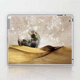 MAGIC MOON DESERT Laptop & iPad Skin