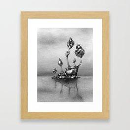 Islet Framed Art Print