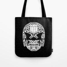 Day of the Dredd - Black Tote Bag