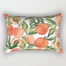 Peach Love Rectangular Pillow