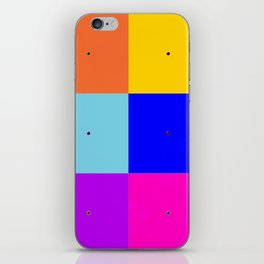 Perspective iPhone Skin