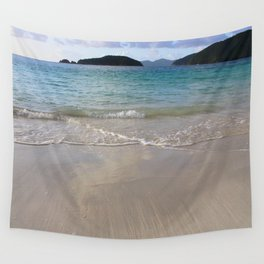 Receding Waters Wall Tapestry
