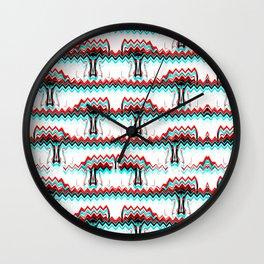 Imagine Tree Wall Clock