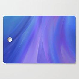 The Purple Wave Cutting Board