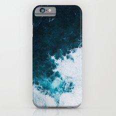 Wild ocean waves II iPhone 6s Slim Case