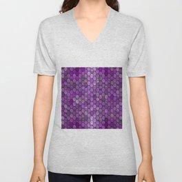 Glitter Tiles ১ Unisex V-Neck