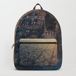 La Sagrada Familia - Barcelona, Spain Backpack