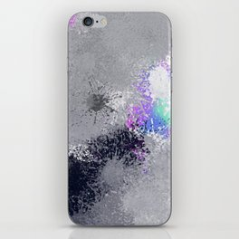 Galatic Light iPhone Skin