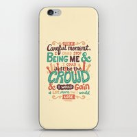 it crowd iPhone & iPod Skins featuring Crowd by Risa Rodil
