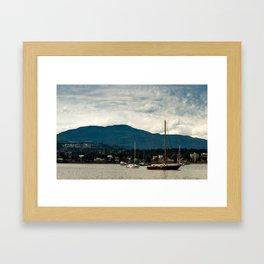 Harbourview Framed Art Print