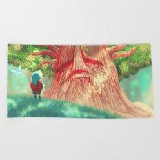 Legend of Zelda Beach Towel