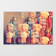 Vintage Toys Canvas Print