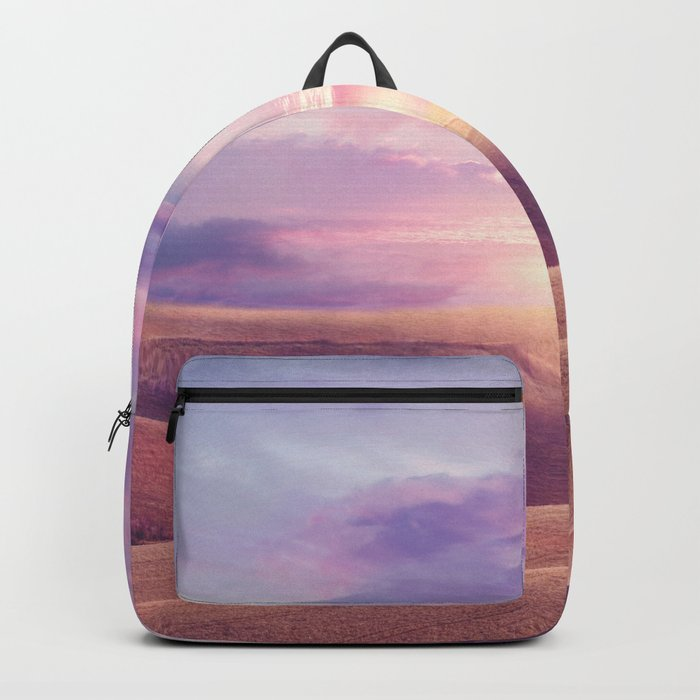 Pastel vibes 34 Backpack
