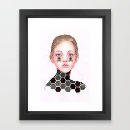 Stings Framed Art Print