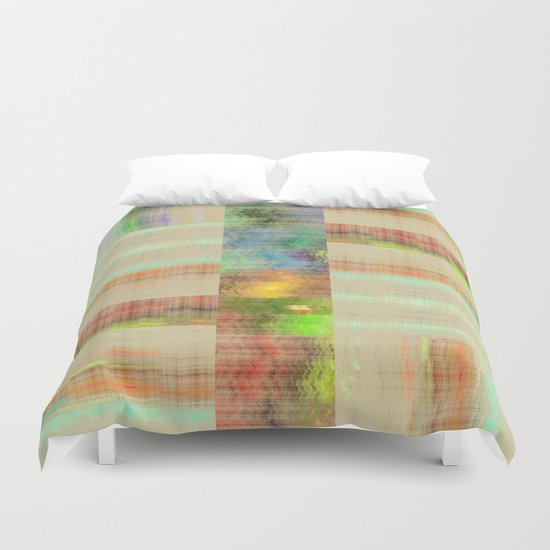 Abstract Pattern 5 Duvet Cover