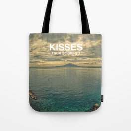 Kisses from Sorrento Tote Bag