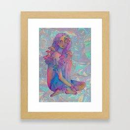 muhsh-rooms Framed Art Print