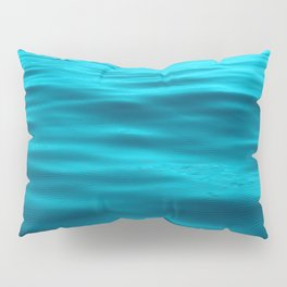 Water : Teal Tranquility Pillow Sham