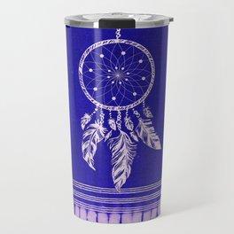 -A9- Bohemian Traditional Moroccan Style. Travel Mug