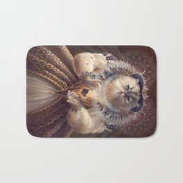 Cat Queen Bath Mat