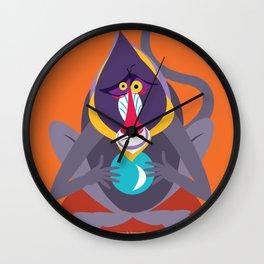 Fernando Fortuneteller Wall Clock