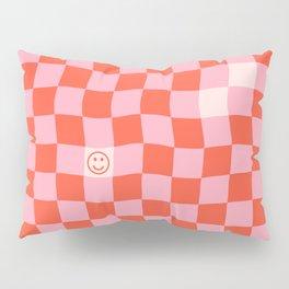 SmileyChecks Pillow Sham