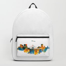 Winnipeg Skyline Backpack
