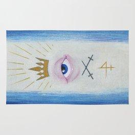Illuminati : Gaze of Protection Rug