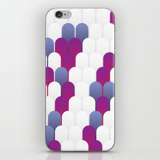 Abstract 14 iPhone & iPod Skin