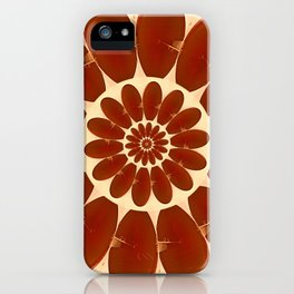 Rose and Vanilla Chai Tea Essence Birthday Edition iPhone Case