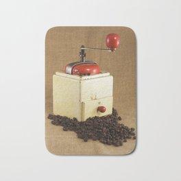 coffee grinder Bath Mat