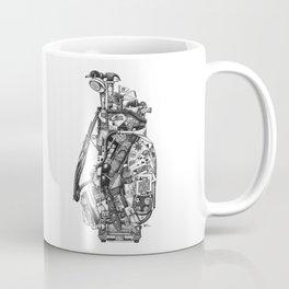 King of Clubs Coffee Mug