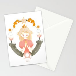 Dear Mario Stationery Cards