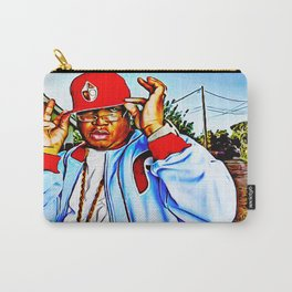 """SYNONYMOUS W/ BAY AREA RAP"" Carry-All Pouch"