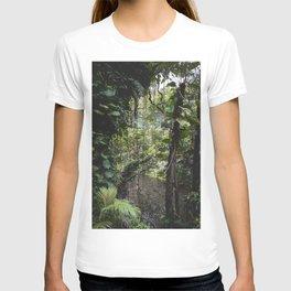 Hidden Jungle River T-shirt