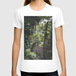 Hidden Jungle River T-shirt