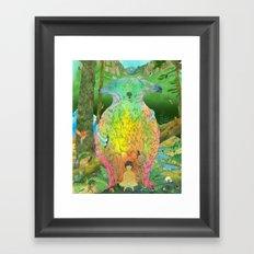 Prime Creator Framed Art Print